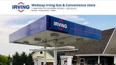 Medway Irving Gas Station