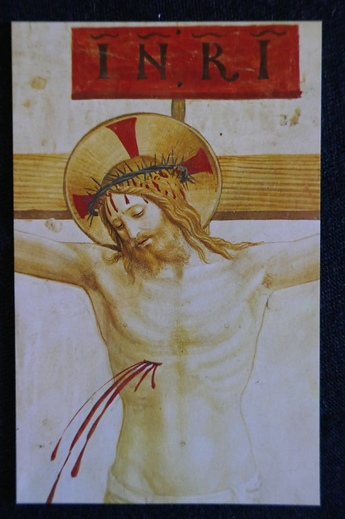 SANTITO CRUCIFIJO FRA ANGELICO 1688