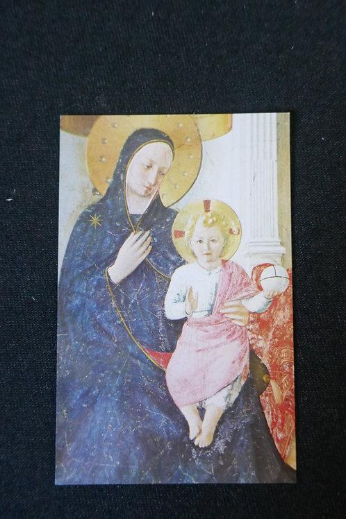 SANTITO MADONNA FRA ANGELICO 1689