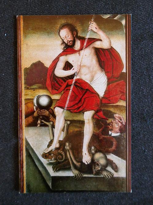 SANTITO EL RESUCITADO 1631