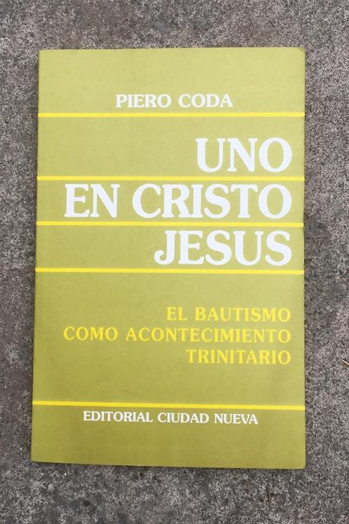 UNO EN CRISTO JESÚS