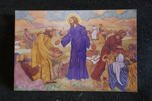 SANTITO JESÚS MULTIPLICA LOS PANES 5209