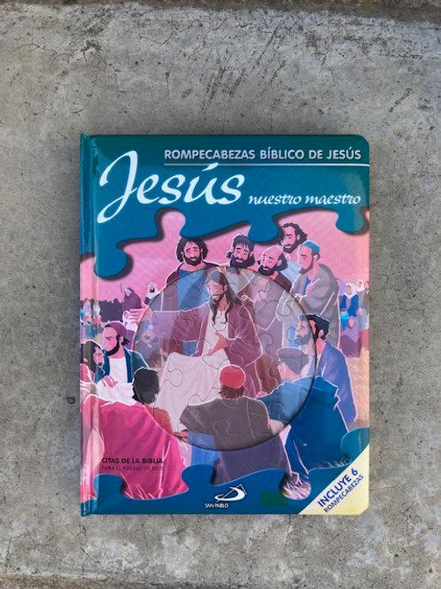 JESÚS, NUESTRO MAESTRO