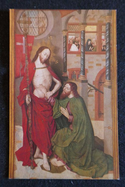 SANTITO CRISTO Y TOMÁS 1706
