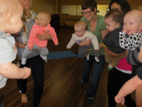 Babies: Dancing their way to friendship