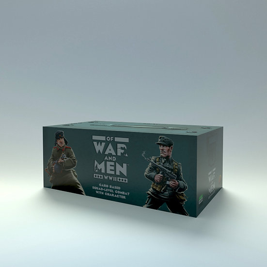 Of War and Men: WW2 - CORE SET
