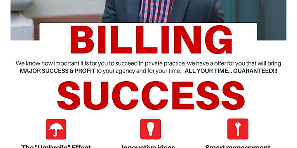 Private Practice- Billing & Building Success