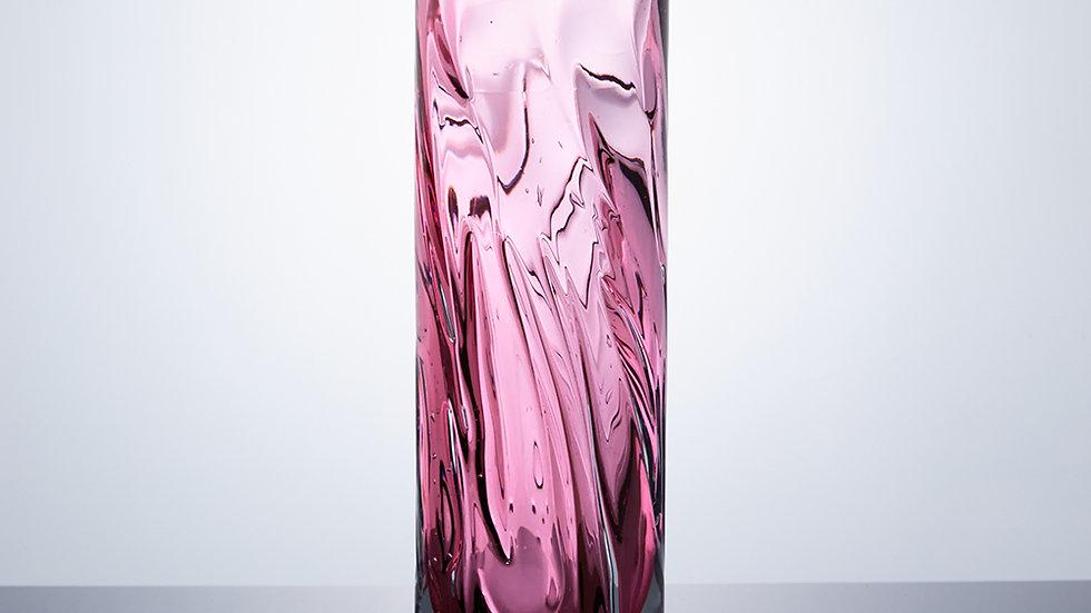 Ruby Water Vases