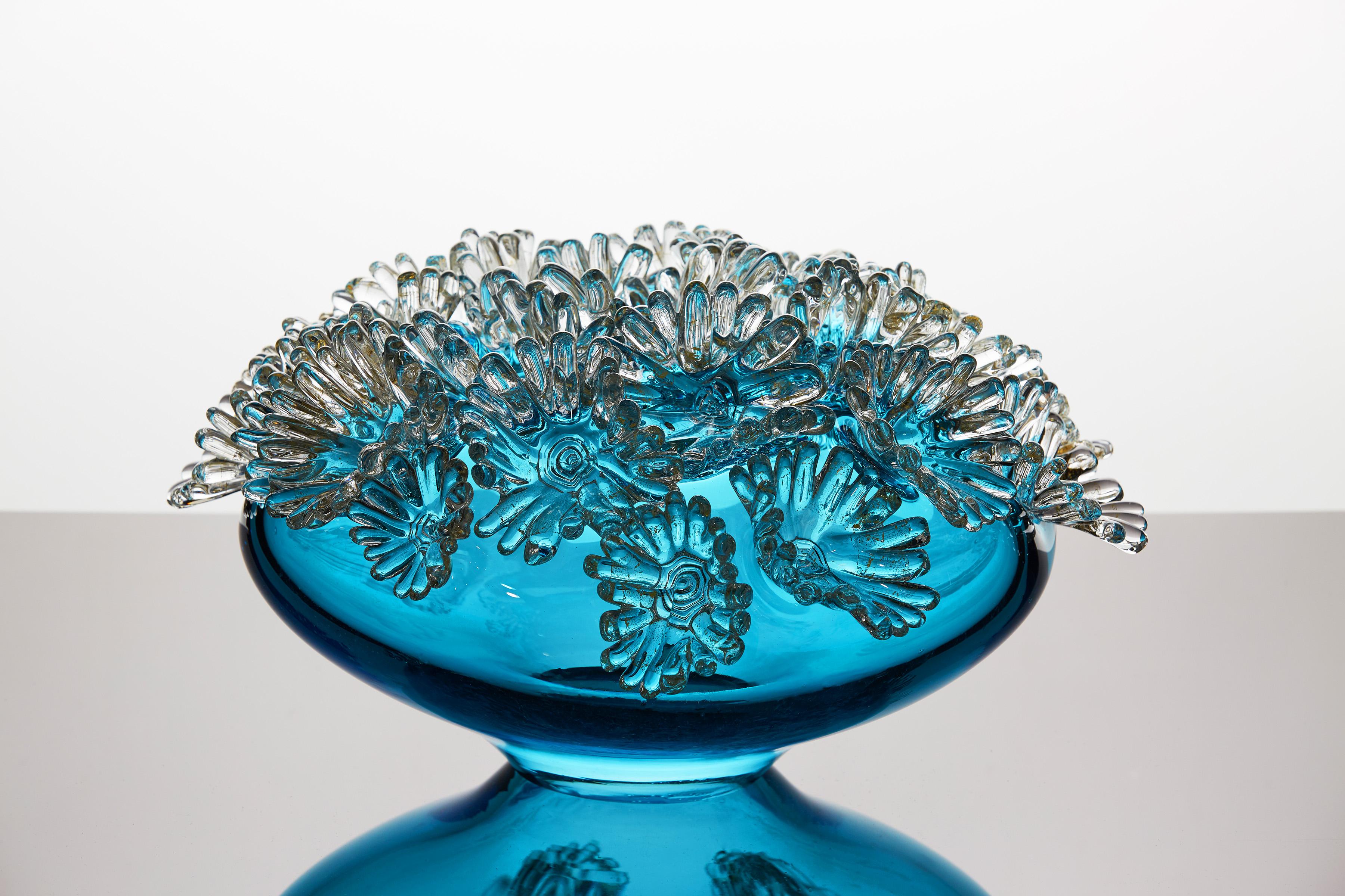 Kiara Pelissier- Copper Blue Coral Polyp
