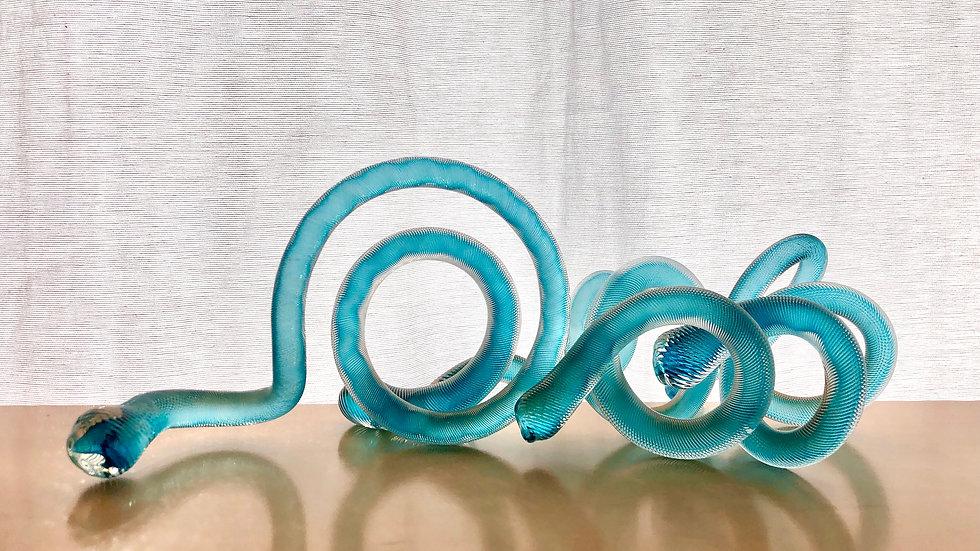 Island & Copper Blue Knot Trio