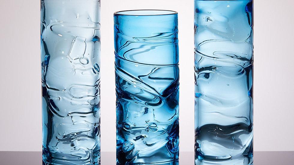 Aqua Water Vases