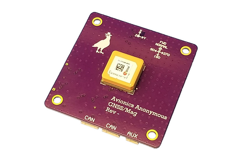 UAVCAN GNSS/Mag
