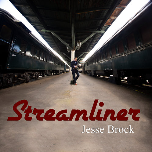 Streamliner by Jesse Brock
