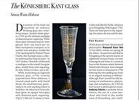 © Glass Society, Glass Matters 10, January 2021
