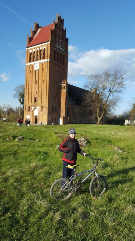 Kirche in Allenburg