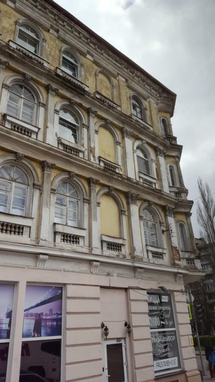 Jugendstil-Haus, Ecke Königsstraße