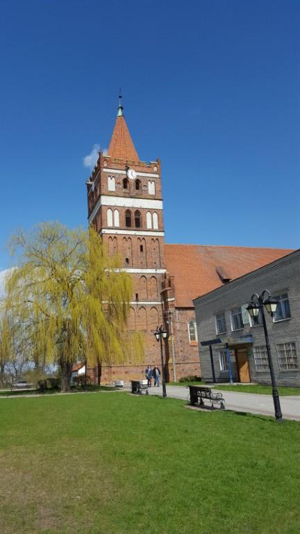 Kirche St. Georg in Friedland