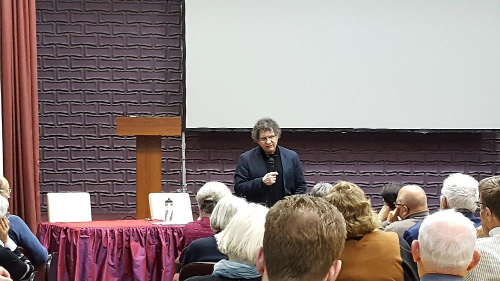 Anregende Disskussion mit Prof. Dr. Wladimir Gilmanov