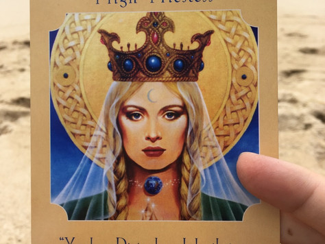 Dana-High Priestess