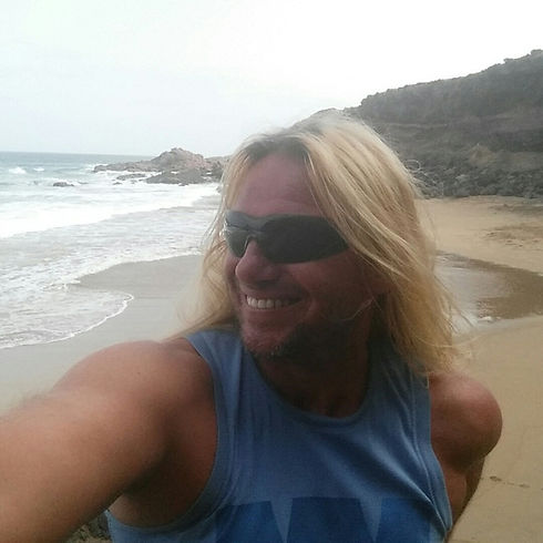 Oliver AcademyaO Fuerteventura Personal Trainer Tennislehrer Tour Guide Entspannungstherapeut Coach Eventmanager