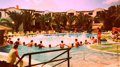 Aqua Gym für Kinder und Jugendlicheim Urlaub auf Fuerteventura mit der AcademyaO
