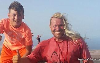 Fitness Training für Kinder und Jugendliche im Urlaub auf Fuerteventura mit der AcademyaO