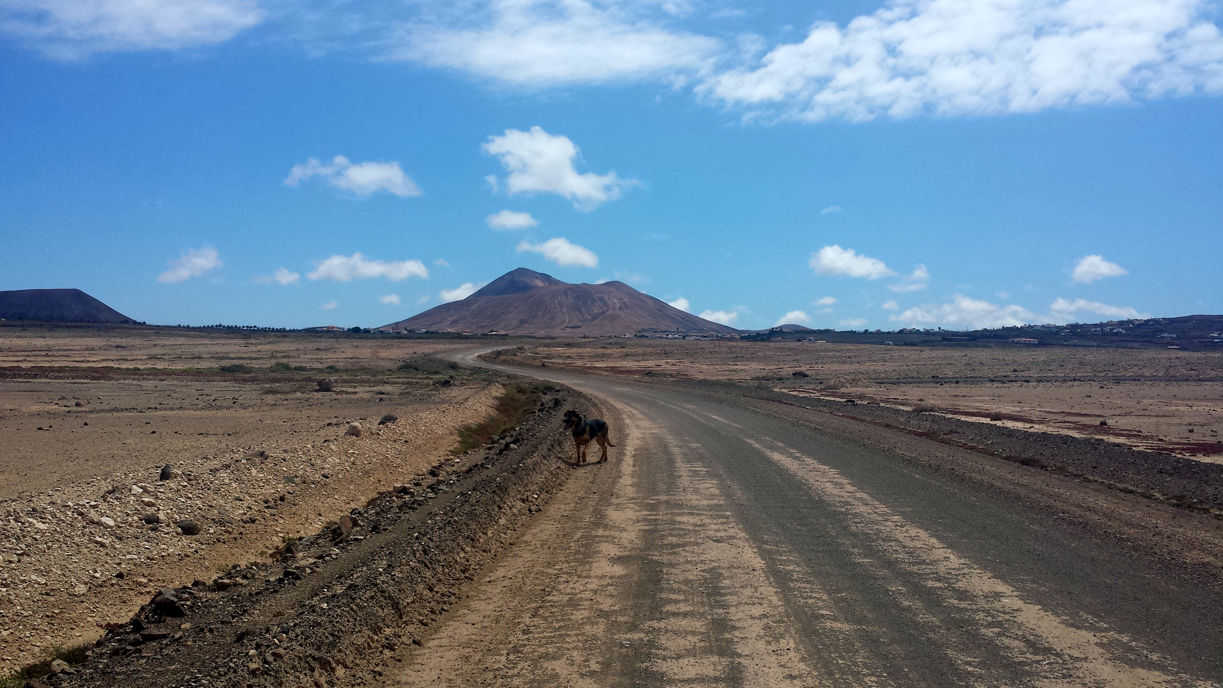 road to Villaverde
