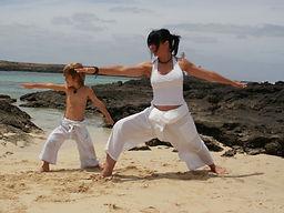 Yoga für Kinder und Jugendliche auf Fuerteventura mit der AcademyaO