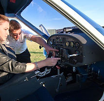 kestrel airpark flight instruction