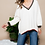 Thumbnail: Ivy League V-Neck Sweater