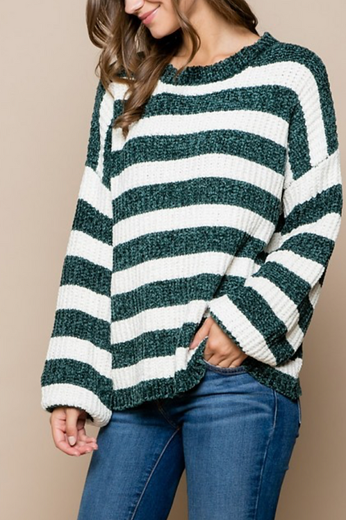 Emerald City Knit Sweater