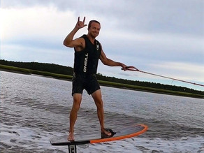 The Best Foil Boarding Lessons in Charleston