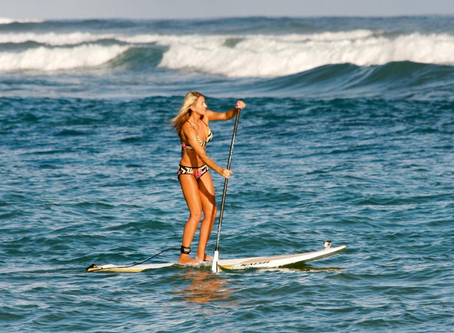 Pro Tips: How to Choose a Surf SUP with Suzie Cooney