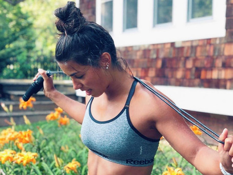 PRO TIPS: How to Keep Home Workouts Fresh and Fun with Julia Merwin
