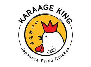 Karaage King logo in RGB color version i