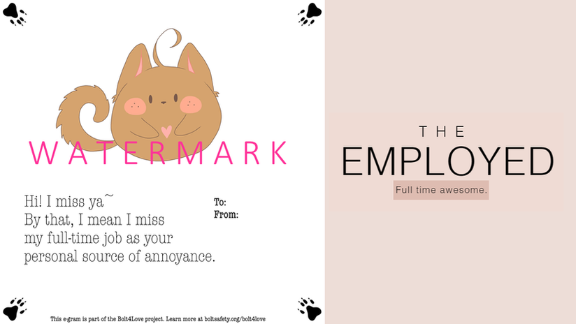 E-gram design: The Employed