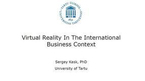 Международный обмен опытом