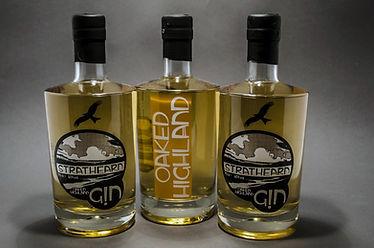 Premium Gins made at Strathearn Distillery