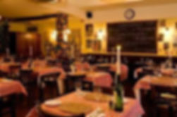 Cosy French Bistro Chez Jules in Edinburgh