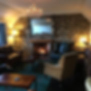Log Fire at Kirkstyle Inn Dunning