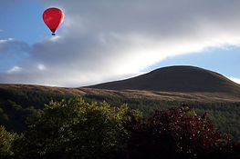 Hot Air Baloon rides Perthshire
