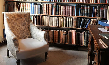 Innerpeffray Library and Clan Library