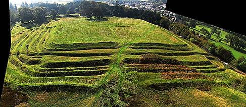 Ardoch Roman Fort at Braco
