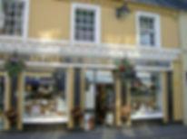 Lovely shops in Dunkeld Perthshire