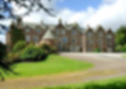 Sir Andy Murray's Cromlix Hotel in Dunblane Perthshire