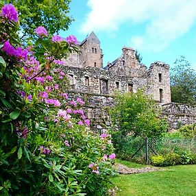 Castle Campbell Gardens Dollar