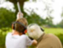 Clay Pigeon shooting instruction