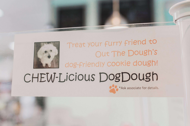 CHEW-licious DogDough