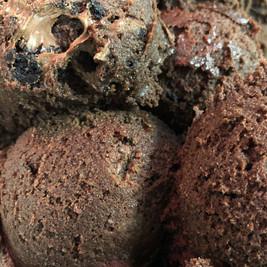 Dark Brownie Nutella