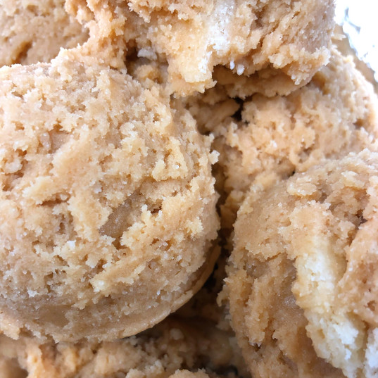 Cookie Butter Cookie Dough